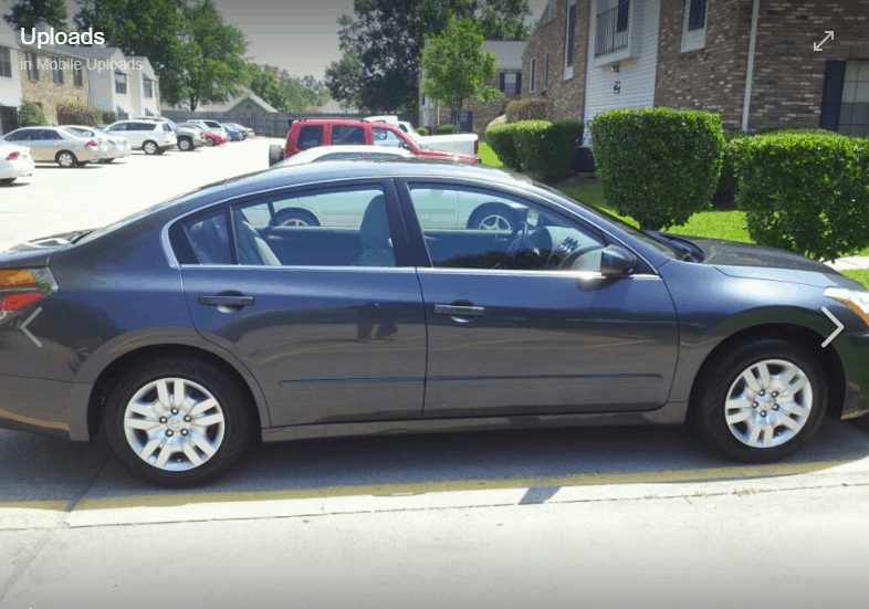 Tale of Two Nissan Altimas